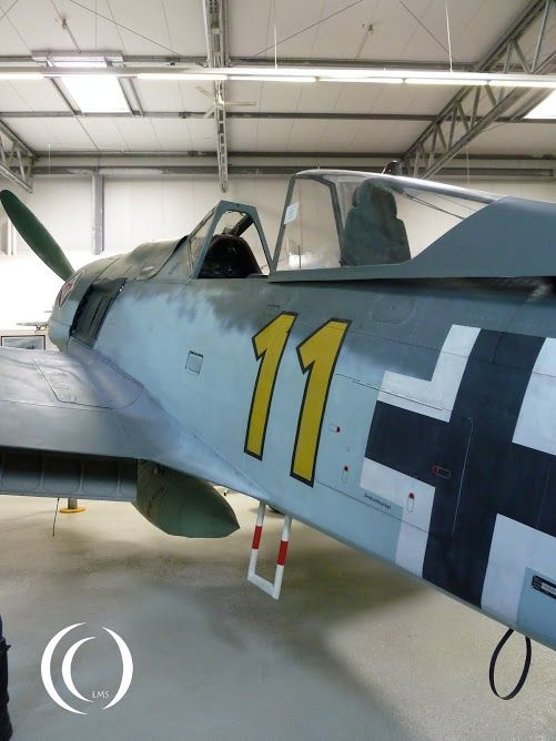 Aviation museum in Hannover Laatzen - Landmark Scout was there! - http://www.warhistoryonline.com/war-articles/aviation-museum-hannover-laatzen-landmark-scout-there.html