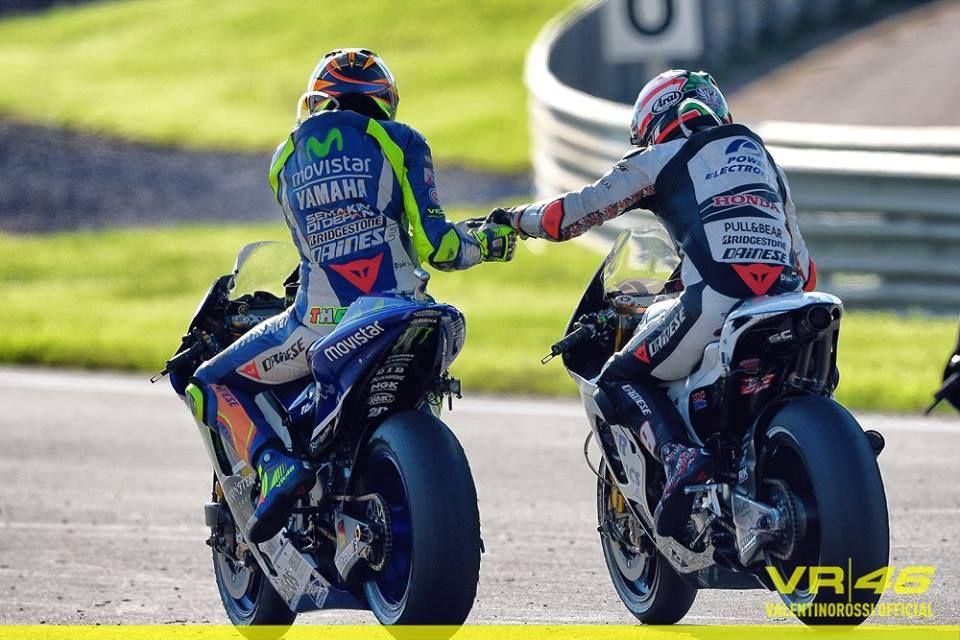 Rossi It Was Unbelievable Motogp