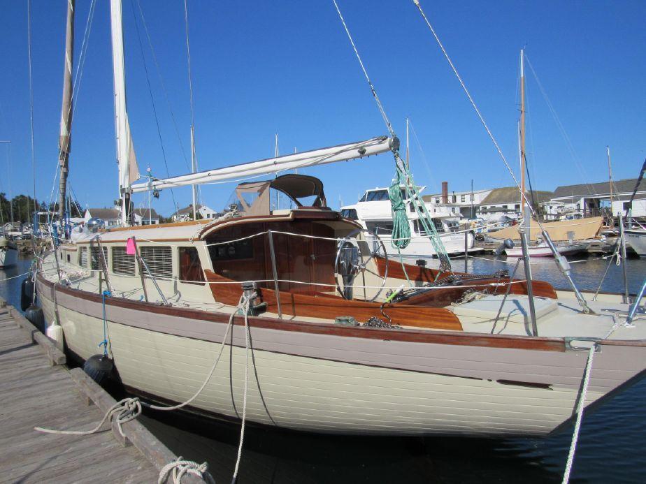 1962 Kettenburg 50 Sail Boat For Sale - www yachtworld com | a