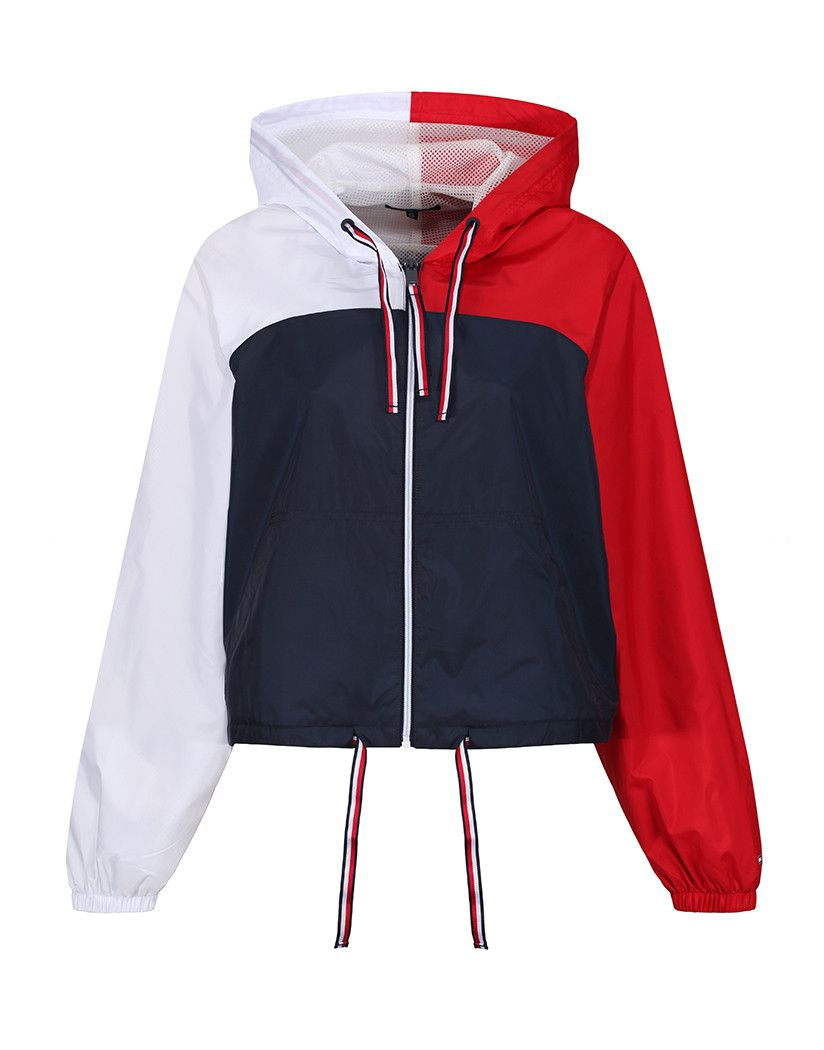 c653197e Add some colour and style to your wardrobe with the Women's Activewear  Brisa Windbreaker Jacket.
