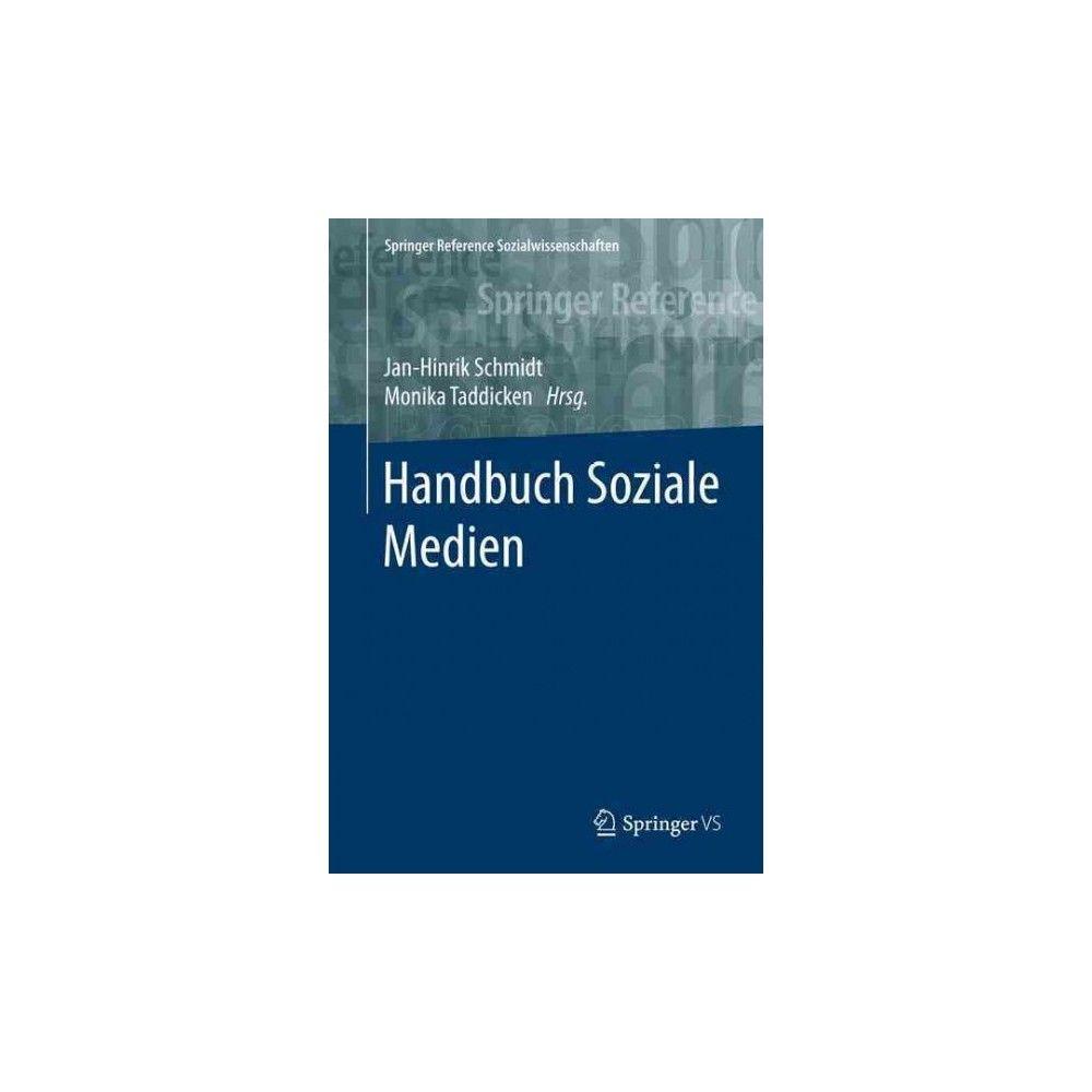 Handbuch Soziale Medien (Hardcover)
