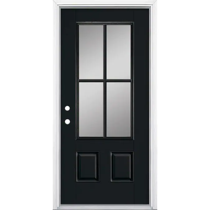 Lowes Exterior Doors Not Prehung – While steel exterior doors do provide a low maintenance, energy efficient, cost effective option when.