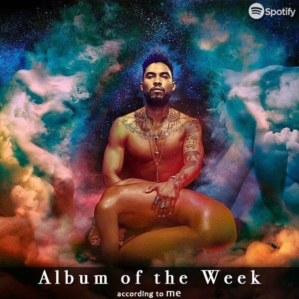 """Album of the Week: Miguel """"Wildheart"""".  Postmodern R&B."""