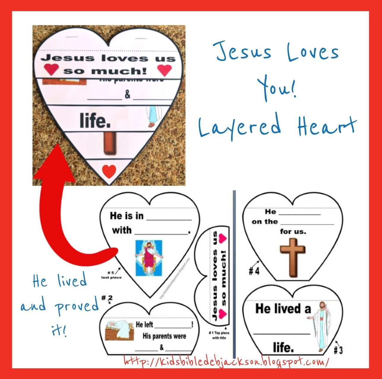 Bible Fun For Kids Jesus is Crucified Jesus Life