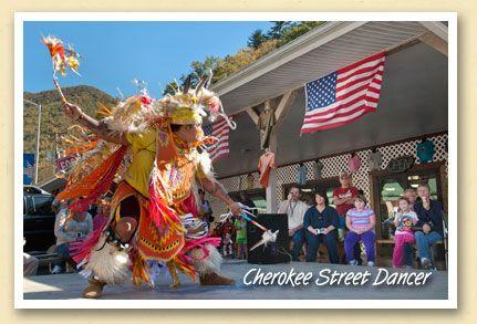 Cherokee Street Dancer