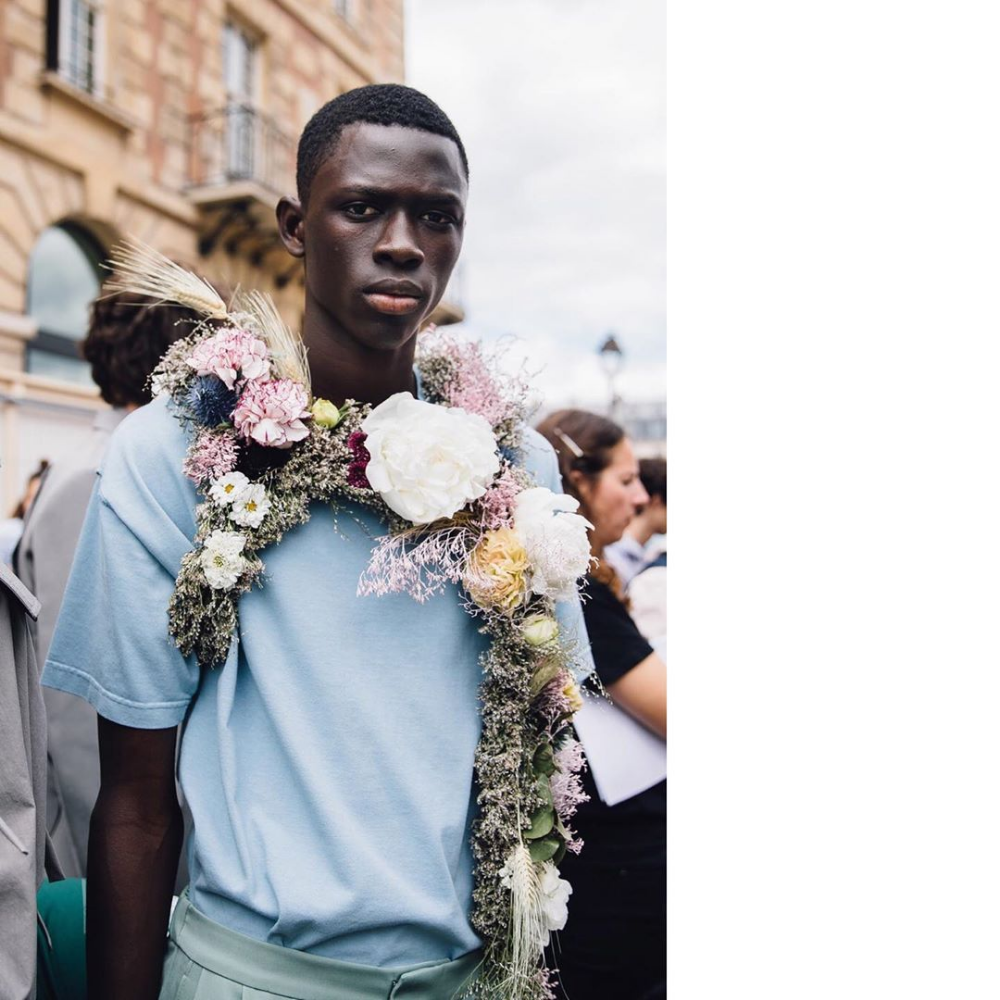 Abloh Pays Tribute To Boyhood Bliss At Louis Vuitton Ss20 Menswear Show Leading The Charge Sustainable Fashion Designers Sustainable Fashion Fashion Design
