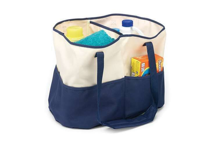 Laundry Supplies Tote College Dorm Shower Cleaning Storage Bag Clothes Hamper Laundrysuppliestote Bag Accessories