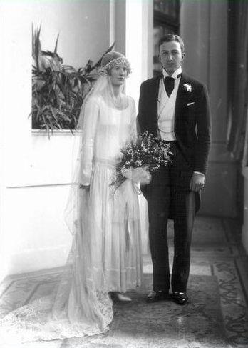 СВАДЬБА В СТИЛЕ 1920-Х | Винтажные свадебные платья ...