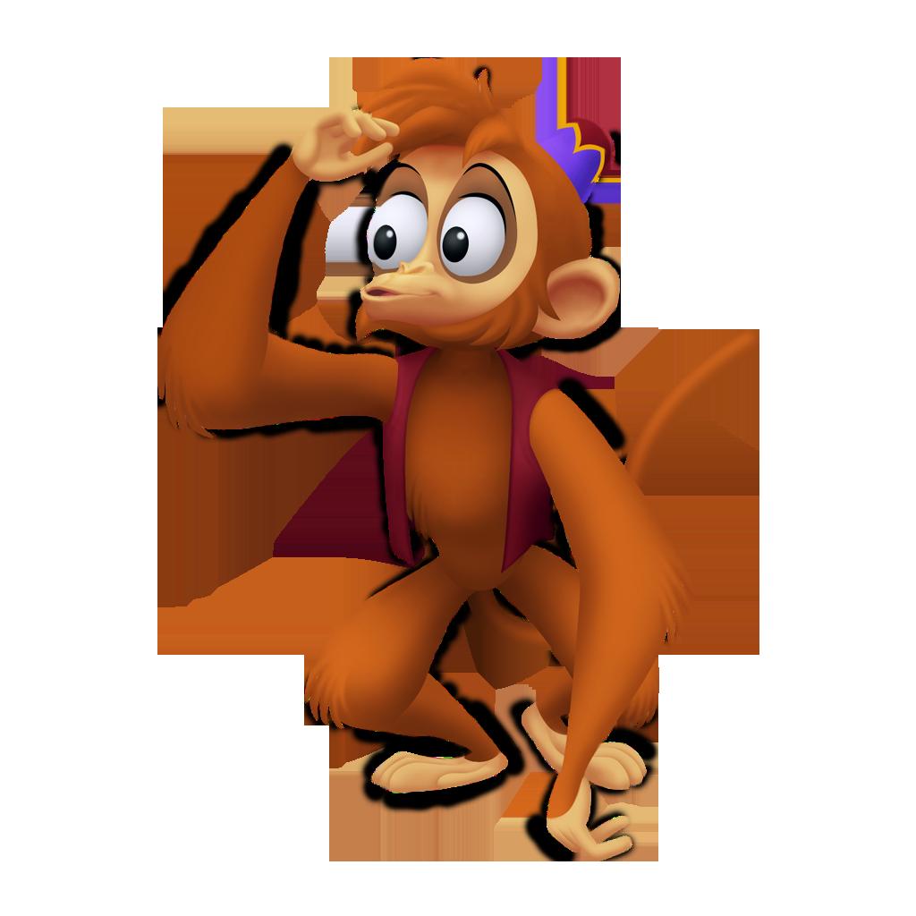 Картинки обезьяны абу