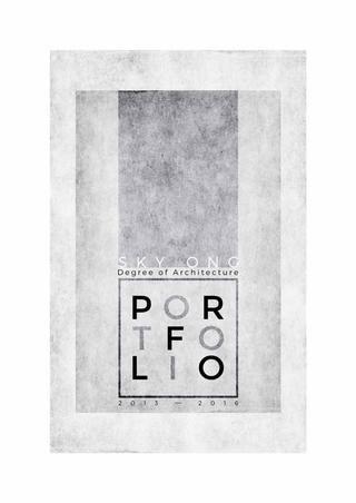 degree of architecture portfolio | architecture portfolio