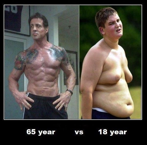 Age Is Just A Number Keep Um Guessing Pinterest Fitness