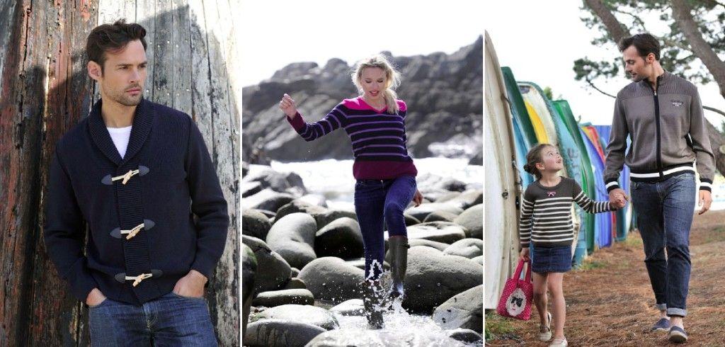 Implantée en Loire-Atlantique, l'entreprise Royal Mer Bretagne y fabrique de traditionnels pulls marins, des gilets, des écharpes et des bonnets pour hommes, femmes et enfants. Sans oublier quelque...