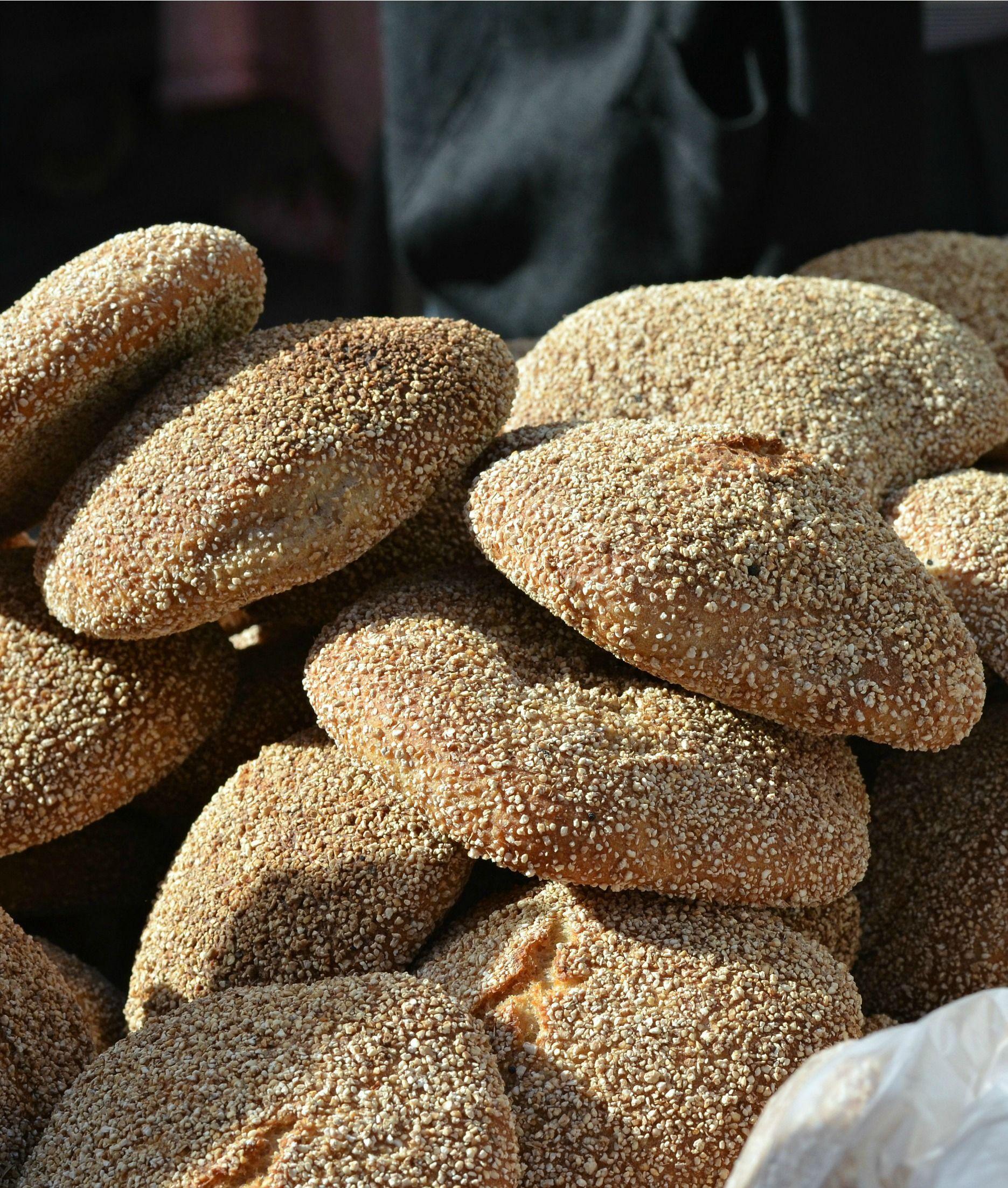 Moroccan Barley Bread - Khobz L'Mahrash