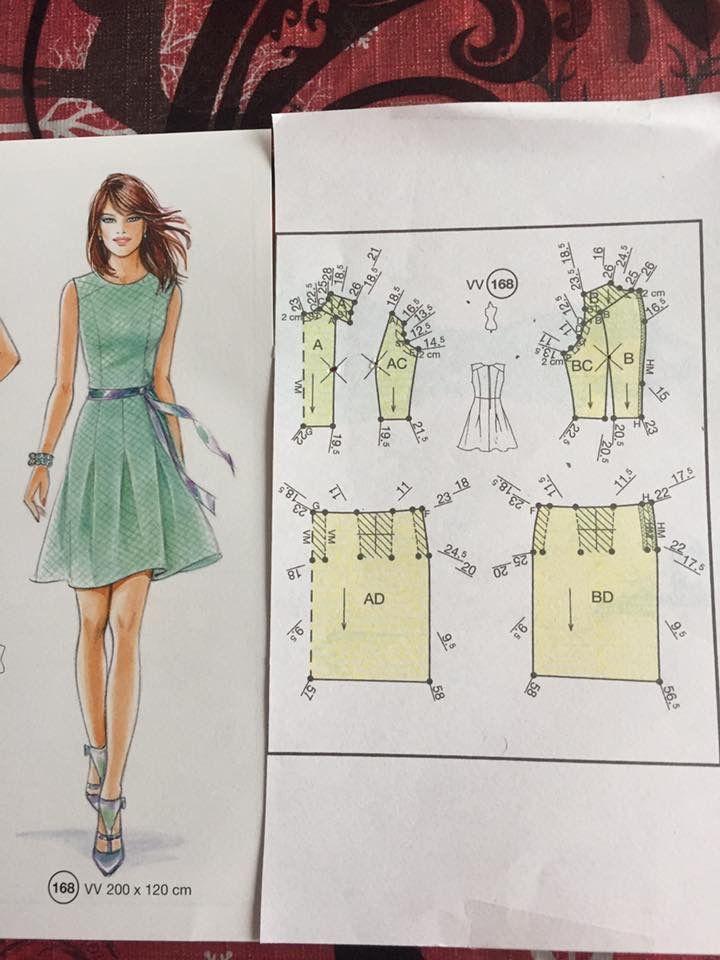 Elegant dress | sewing | Pinterest | Costura, Vestidos and Ropa
