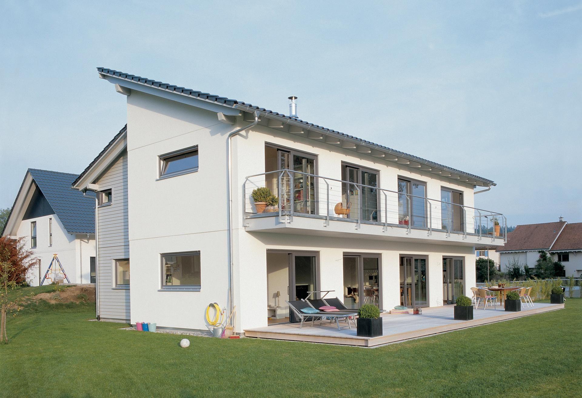 Fertighaus mit 200 qm Wohnfläche Schwörer haus, Haus und