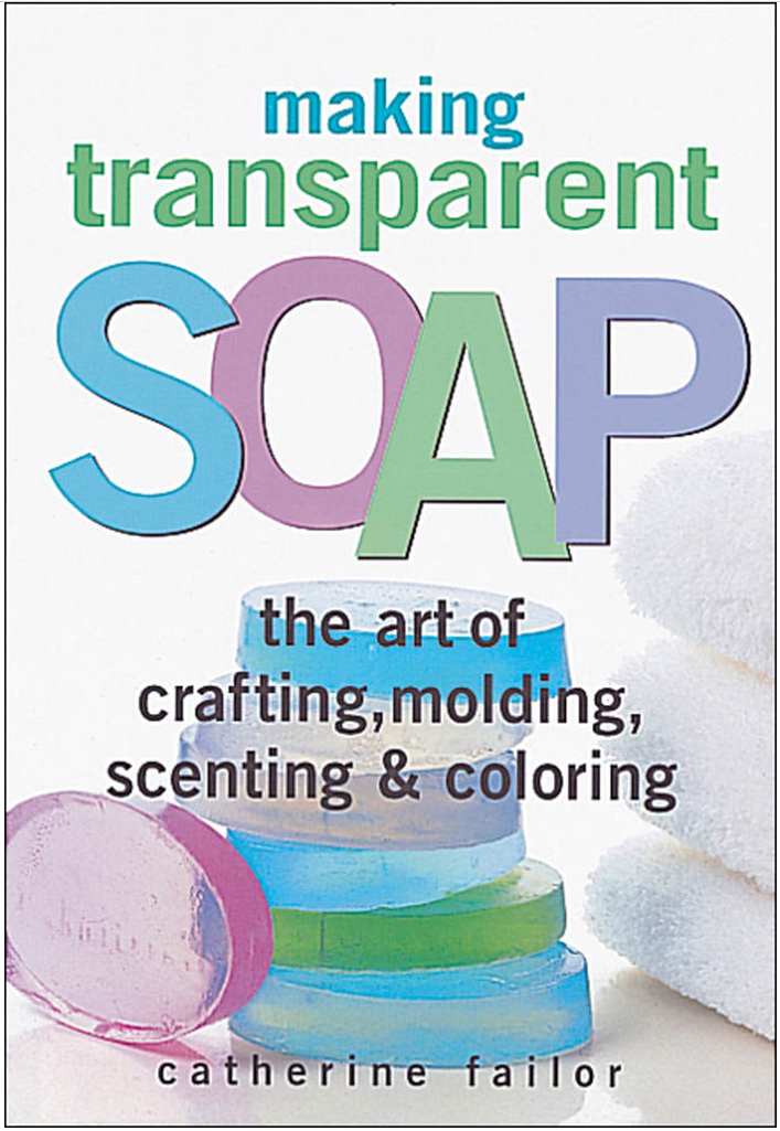 Making Transparent Soap The Art Of Crafting, Molding
