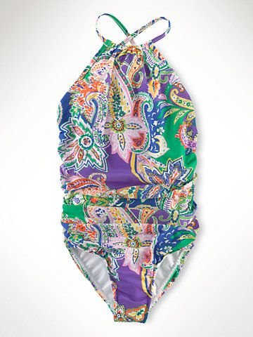 6X Flapdoodles Girls Floral Leopard Swimwear