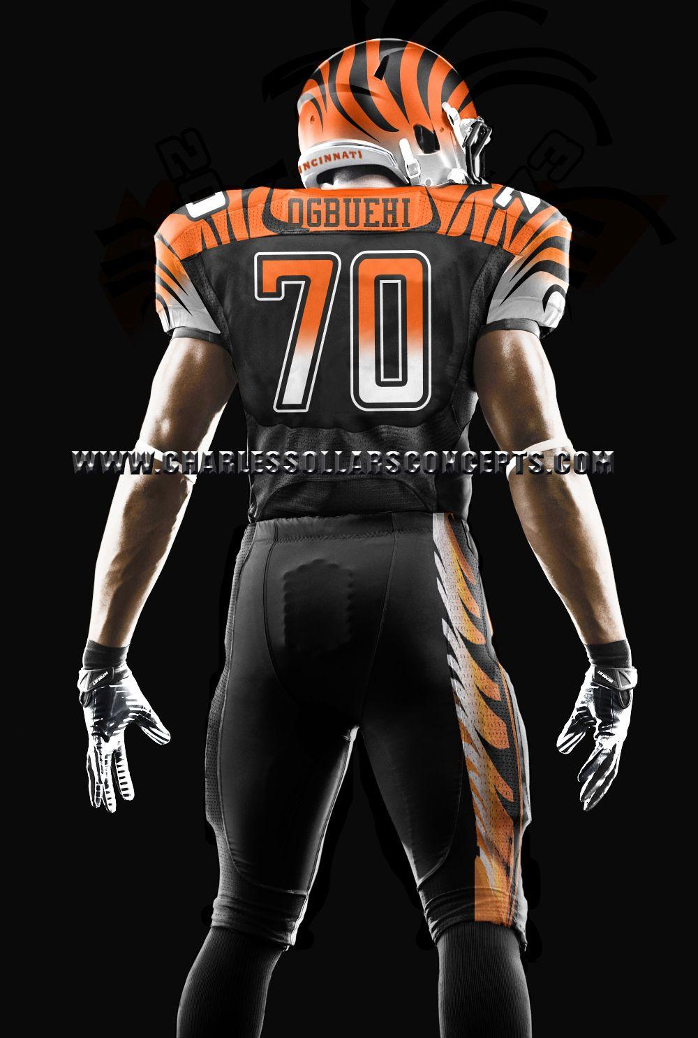 d2c359b5a bengals cedric | Helmets and Uniforms | Cincinnati bengals, Nfl ...