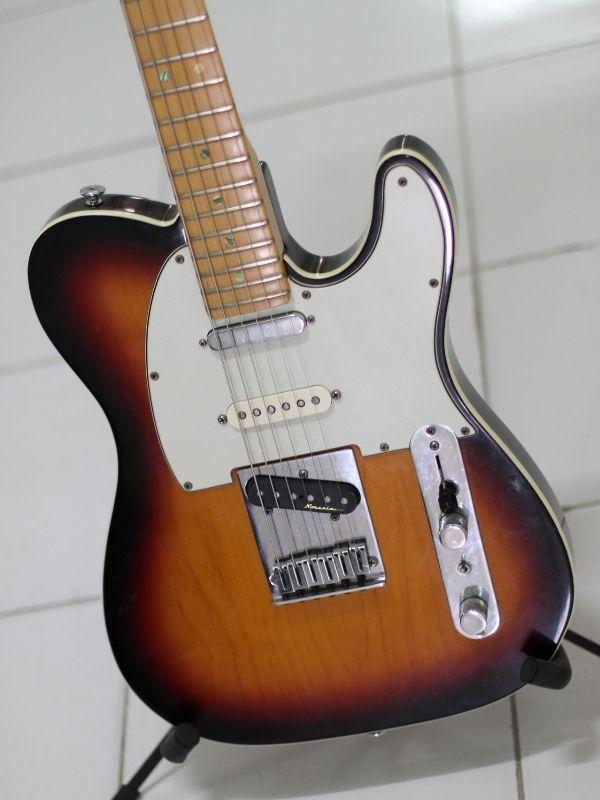 Fender American Deluxe Nashville Telecaster 12jt Fender American Deluxe Fender American Telecaster