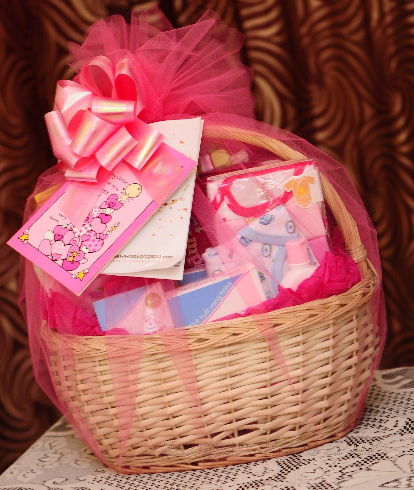 Baby Gift Delivery Ideas : Baby gift baskets hampers you for