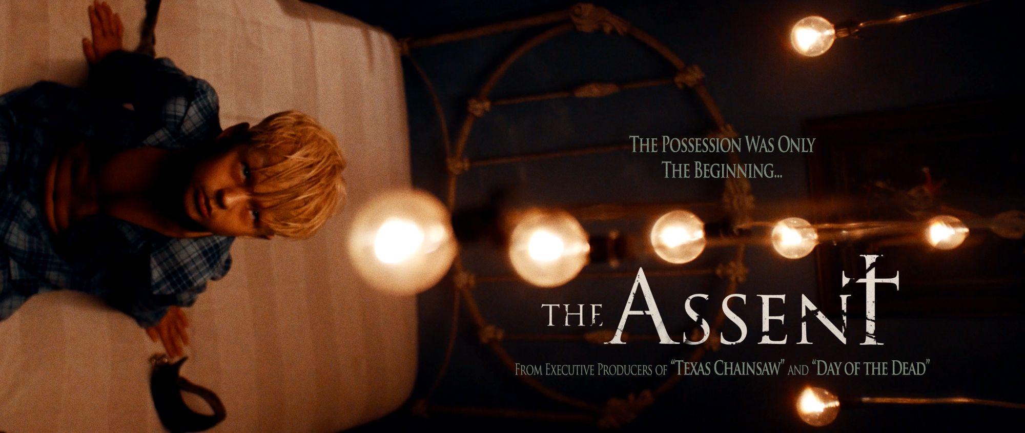 The Assent movie teaser poster https//teasertrailer