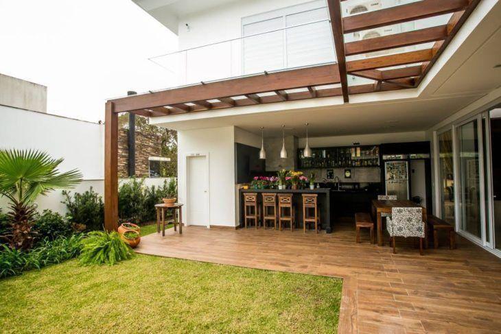 50 modelos de edículas para você construir no seu lar | Casas ...