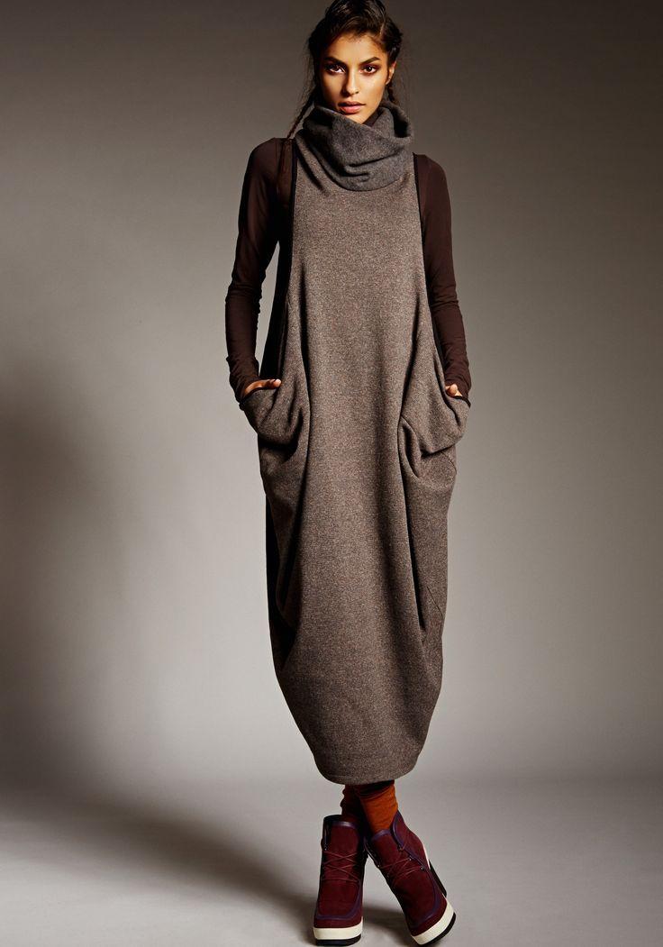Plate Meshok Kak I S Chem Nosit Chtoby Skryt Lishnee Foto Fashion Clothes Style