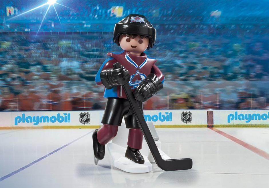 NHL Colorado Avanlanche Player - AmazingMarket.de