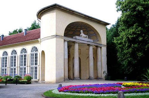 Potsdam Neuer Garten Orangerie New Garden Orangery Architecture Potsdam Historical Architecture