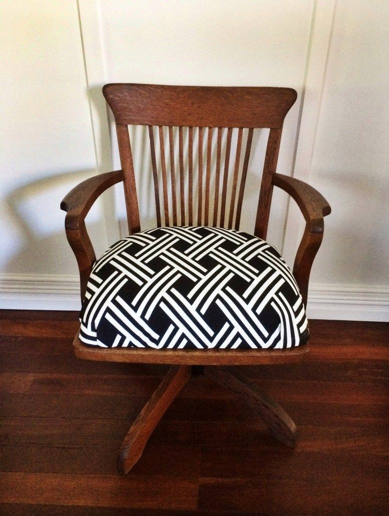 Captains chair makeover | DIY Furniture Projects | Pinterest