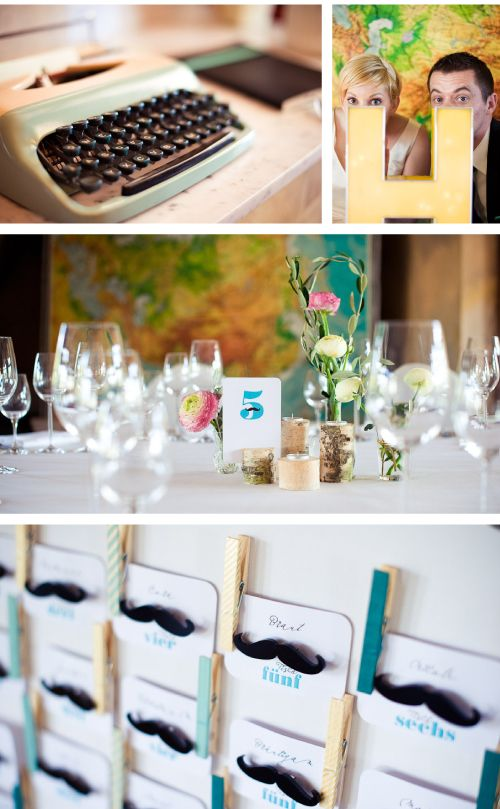 Lovely wedding ideas.