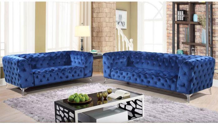 Chesterfield Sofa Velvet Blue In 2020 Velvet Chesterfield Sofa Sofa Pictures Chesterfield Sofa