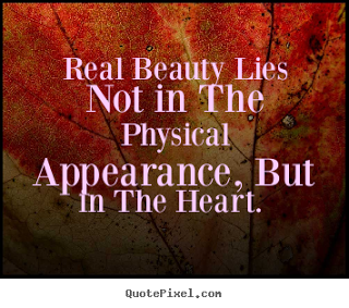 Real Beauty Lies Not in The Physical Appearance, But in The Heart | SKEWorthSharing - Inspirational Short Stories, Motivational Quotes & Thoughts