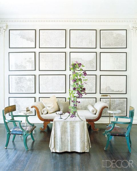 Ordinaire Hanging Art: An Easy Way To Create A Beautiful Gallery Wall