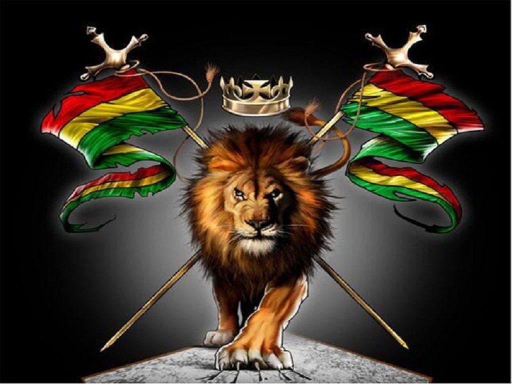 Rasta Lion Hd Wallpaper lion of judah wallpape...
