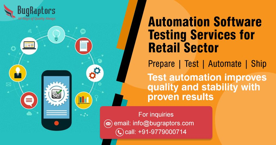 Pin on automated software testing service