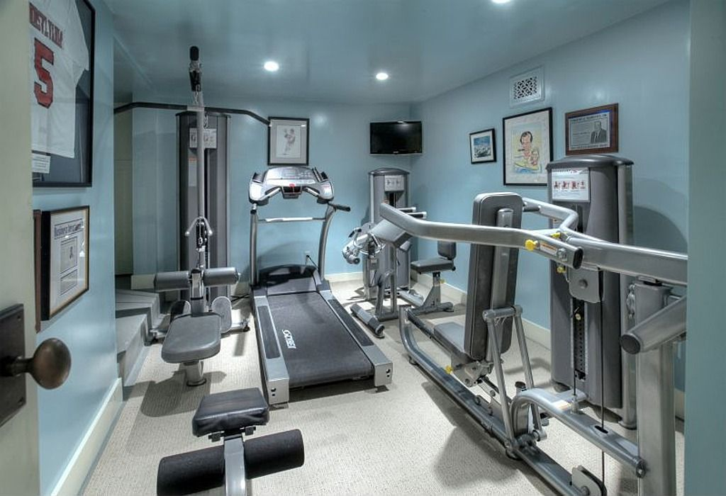 Wouldn't my guys just die to have this in our basement