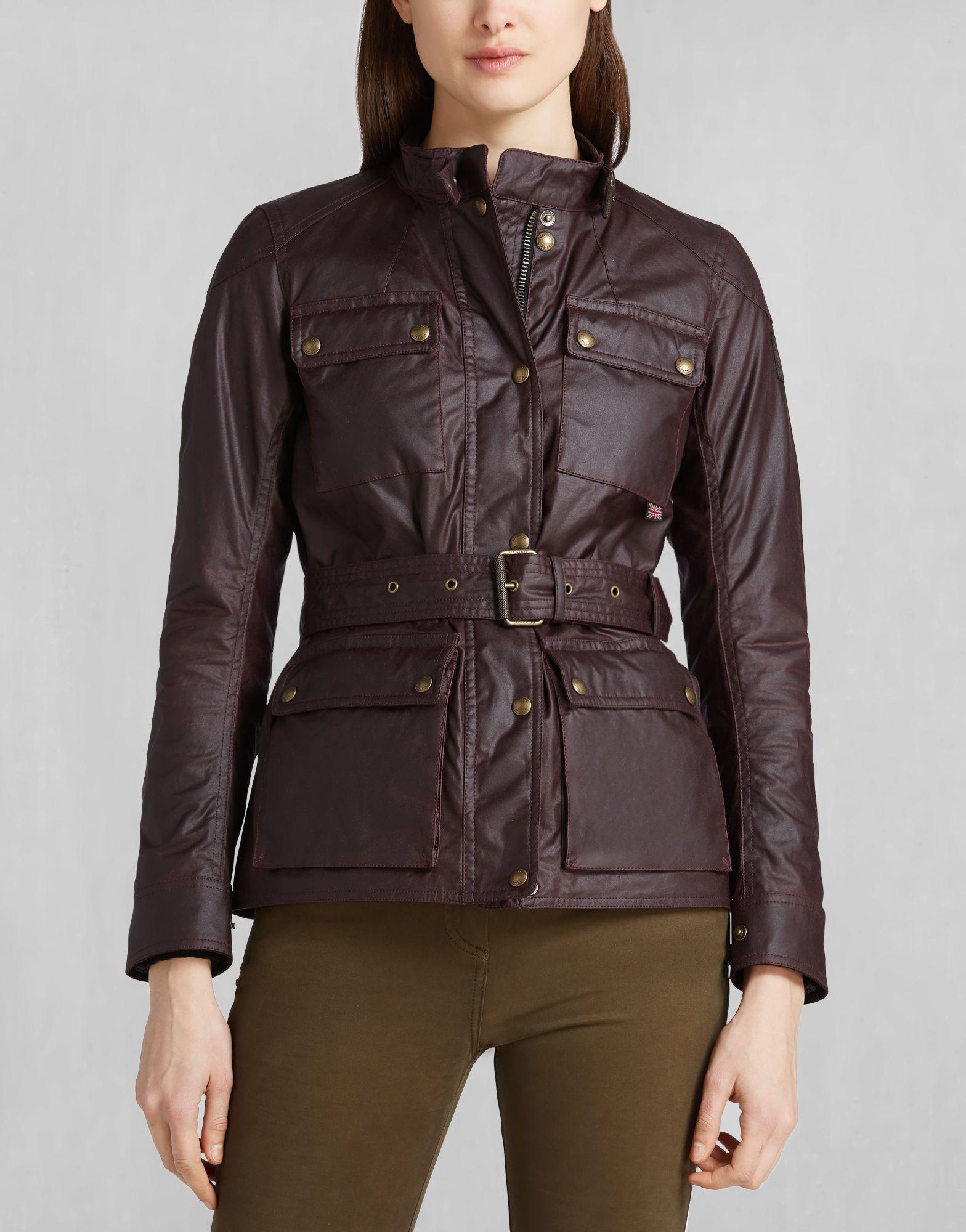d863e595ac3 Roadmaster Jacket - Rosewood | Wardrobe | Waxed cotton jacket ...