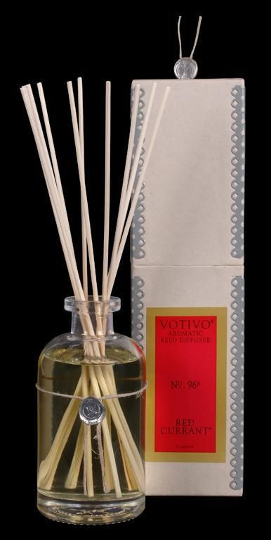 Votivo - Red Current Reed Diffuser