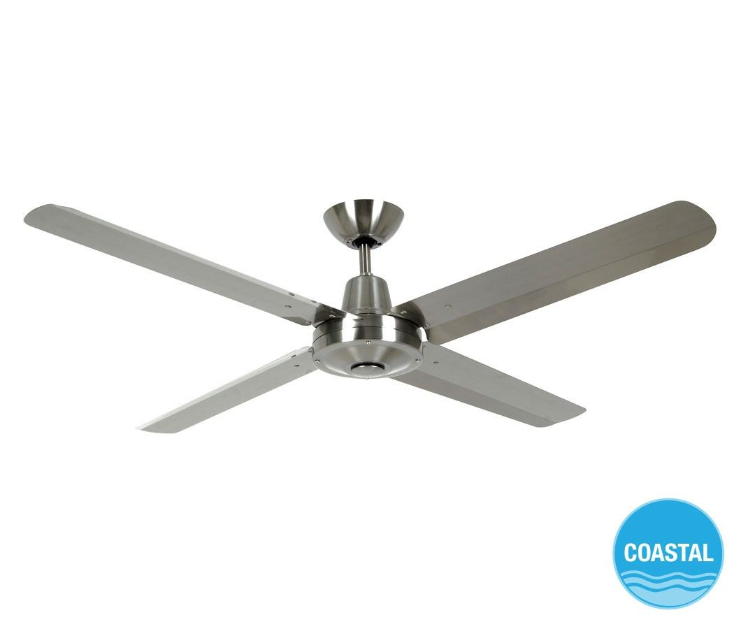 Airfusion Marine 132cm Fan In Grade Stainless Steel