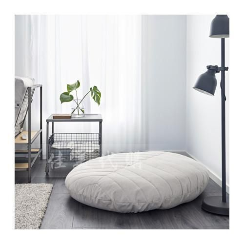 Modern Oversized Round Tatami Bean Bag Ikea Living Room