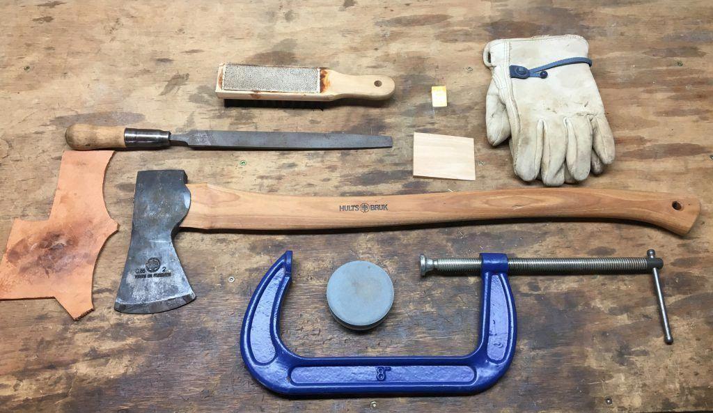 How To Sharpen An Axe The Tools You Need Survivalaxe Axe Bushcraft Axe Survival Axe