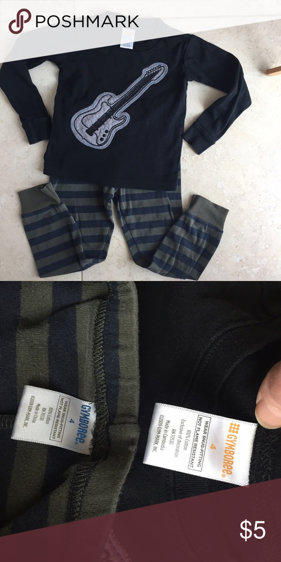 Gymboree pjs pajamas Gymboree pjs pajamas 4T would say better for ages 2-small 4 since run smaller once washed and dried . Bundle to save more and or offer on large bundle Gymboree Pajamas Pajama Sets