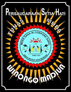 Logo Sh Winongo Pshtmw Png Dan Cdr Vektor Seni Bela Diri Belajar Agama