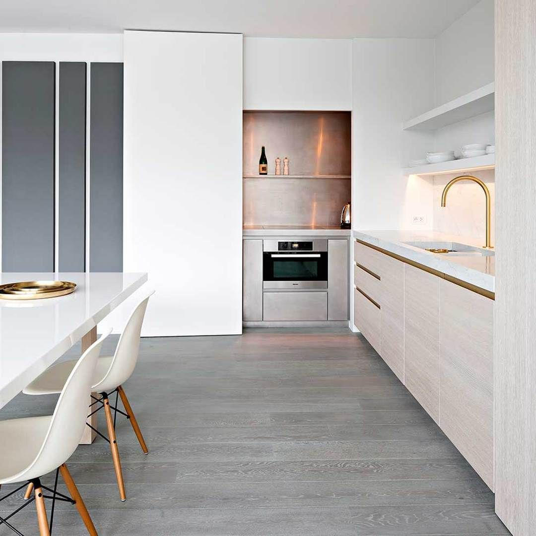 Moderne Country Küche Obumex Is The Reference For The Design Of Bespoke Kitchens