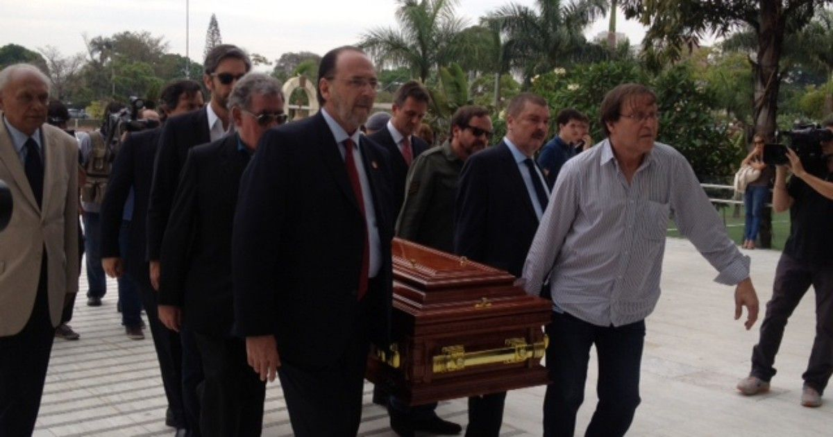 Corpo do ex-ministro Márcio Thomaz Bastos é velado na Assembleia de SP