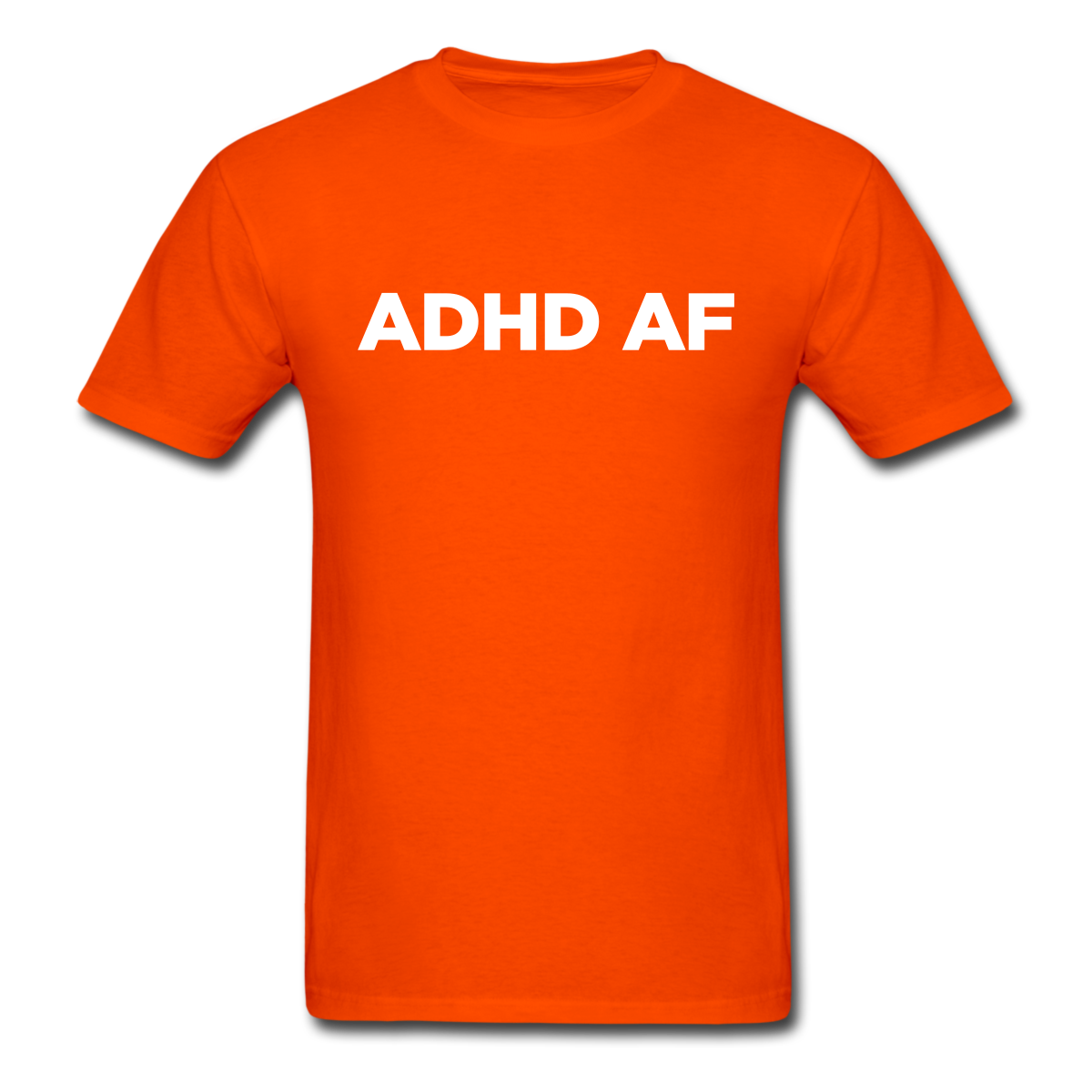 Adhd af mens t shirt with funny attention deficit disorder quote adhd af mens t shirt with funny attention deficit disorder quote mens t shirt fandeluxe Images