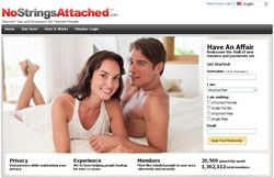 Extramarital affairs websites