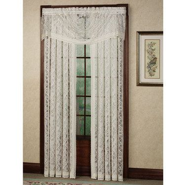 Curtains Ideas crochet curtain patterns valances : 17 Best images about Crocheted Window Treatments on Pinterest ...