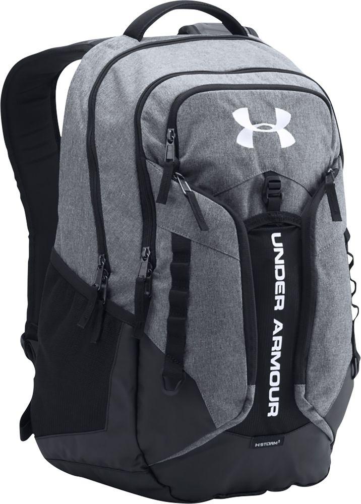 8e00e32c3cb7 Under Armour - Storm Contender Laptop Backpack - Graphite Black  (Grey Black)